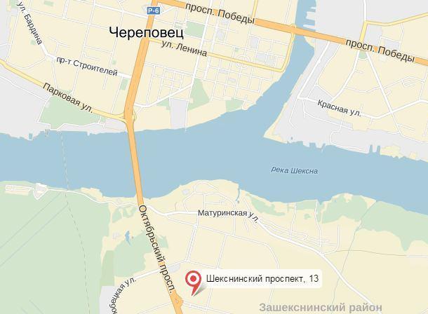 Схема проезда к офису I-Want-It.ru